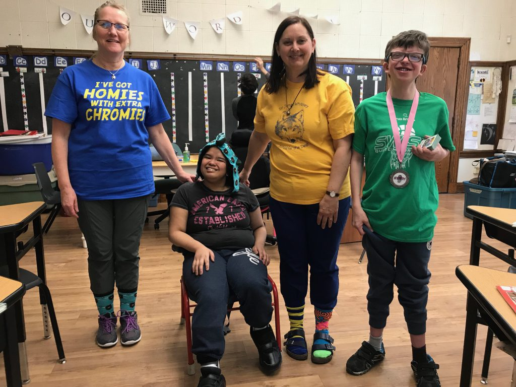 World down syndrome day 6