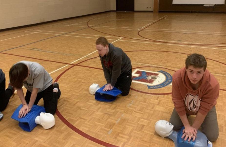 Emergency first aid program 2