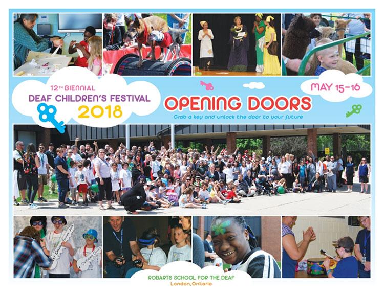 Faits saillants du Festival pour les enfants sourds